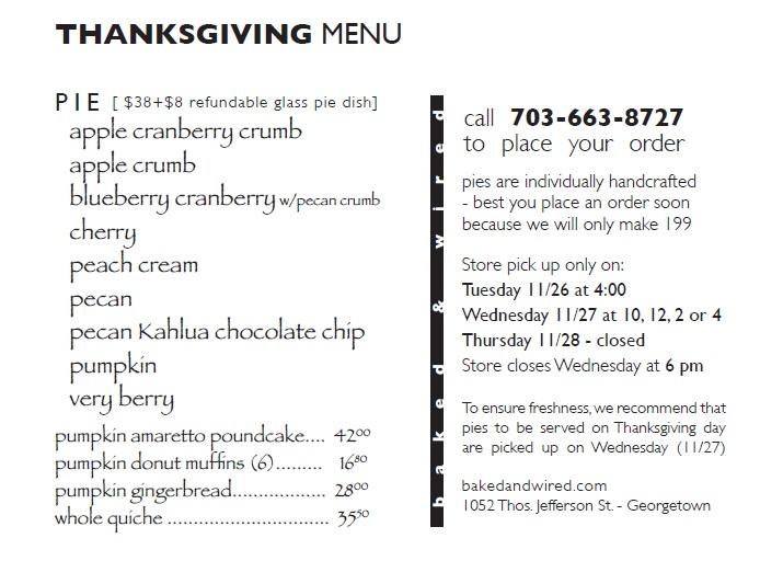 ThanksgivingMenu2013