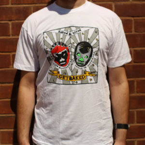 The Luchador Shirt (front)